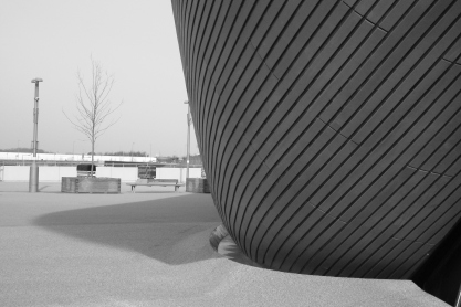 London Olympic Park Swimming Centre