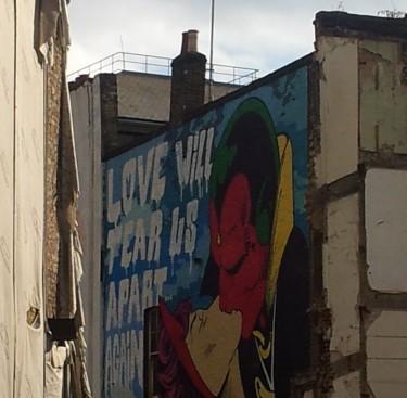Love Will Tear Us Apart... Again